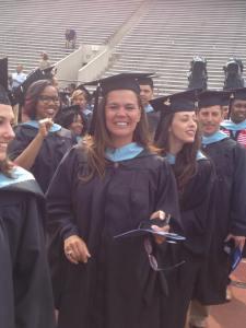 Heidi Graduation